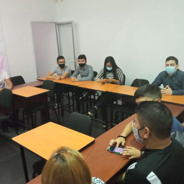 Reconocimiento estudiantes Alianza de Barinas